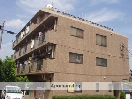愛知県春日井市、勝川駅徒歩22分の築25年 4階建の賃貸マンション