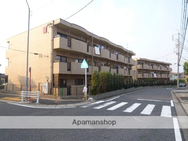 愛知県名古屋市守山区、神領駅徒歩40分の築13年 3階建の賃貸マンション