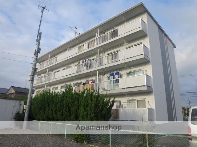 愛知県春日井市、春日井駅徒歩10分の築44年 4階建の賃貸マンション