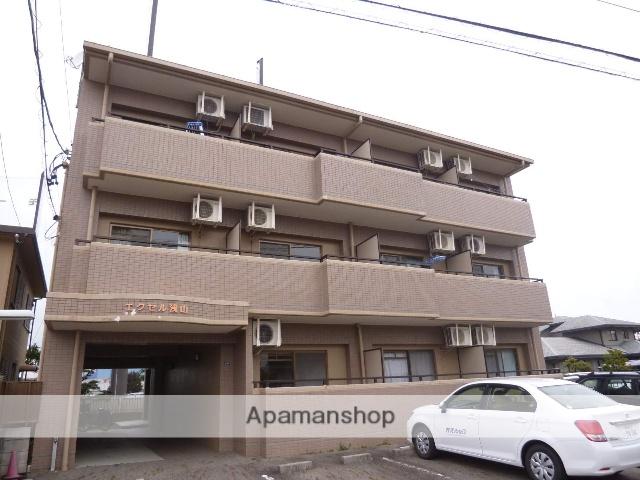 愛知県春日井市、勝川駅徒歩53分の築21年 3階建の賃貸マンション