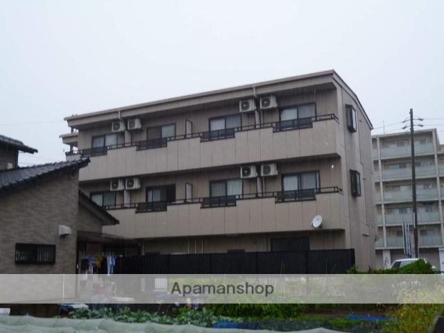 愛知県春日井市、神領駅徒歩5分の築14年 3階建の賃貸マンション