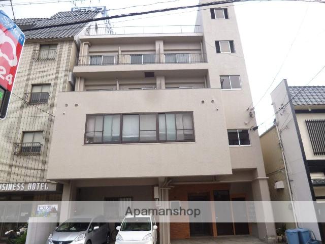 愛知県春日井市、高蔵寺駅徒歩2分の築40年 4階建の賃貸マンション
