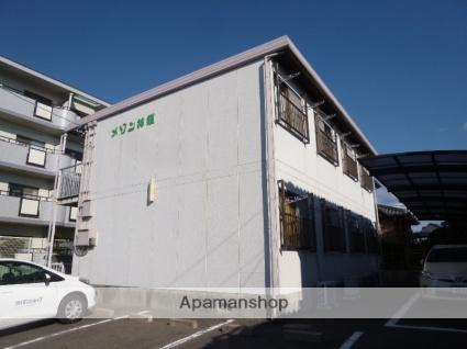 愛知県春日井市、神領駅徒歩12分の築33年 2階建の賃貸アパート