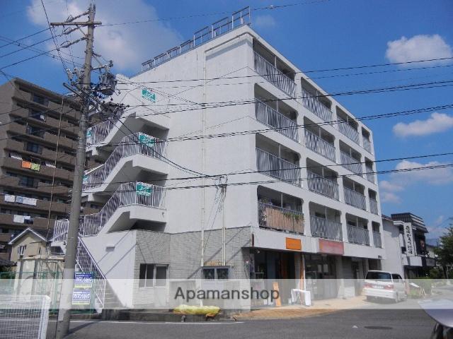 愛知県春日井市、勝川駅徒歩36分の築39年 5階建の賃貸マンション