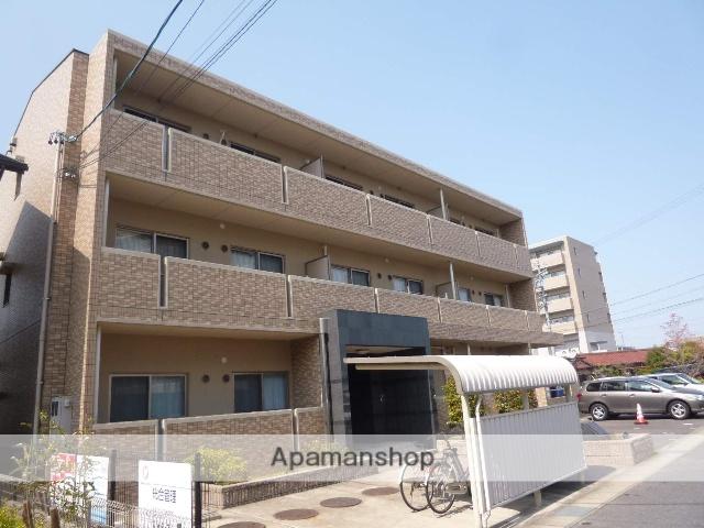 愛知県春日井市、神領駅徒歩2分の築13年 3階建の賃貸アパート