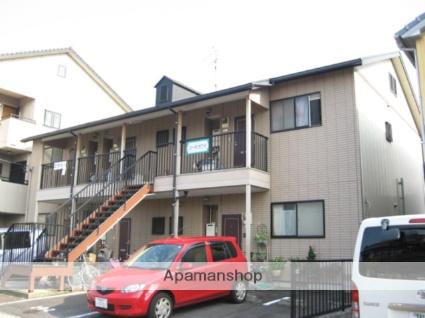 愛知県春日井市、間内駅徒歩40分の築16年 2階建の賃貸アパート