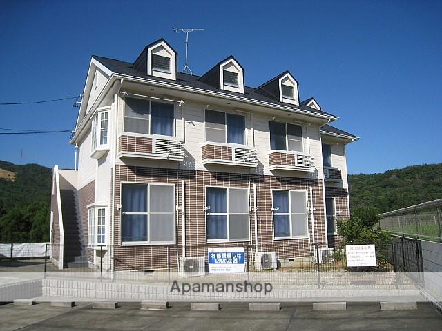 愛知県春日井市、高蔵寺駅徒歩52分の築23年 2階建の賃貸アパート