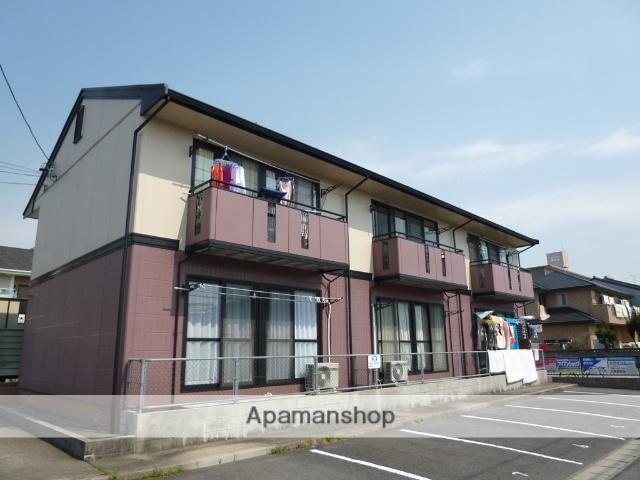愛知県春日井市、春日井駅徒歩6分の築21年 2階建の賃貸アパート