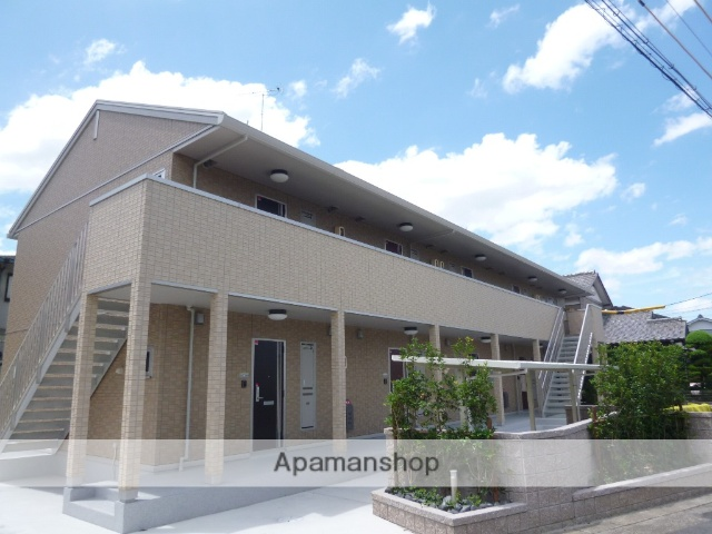 愛知県春日井市、高蔵寺駅徒歩14分の築5年 2階建の賃貸アパート