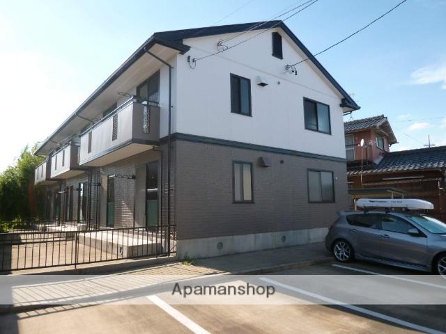 愛知県春日井市、春日井駅徒歩10分の築19年 2階建の賃貸アパート