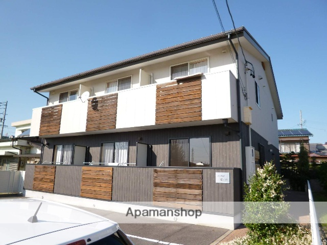 愛知県春日井市、春日井駅徒歩27分の築10年 2階建の賃貸アパート