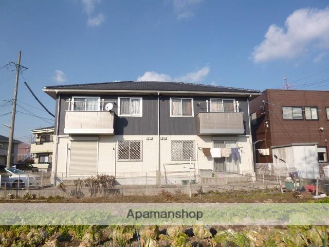愛知県春日井市、神領駅徒歩18分の築10年 2階建の賃貸アパート