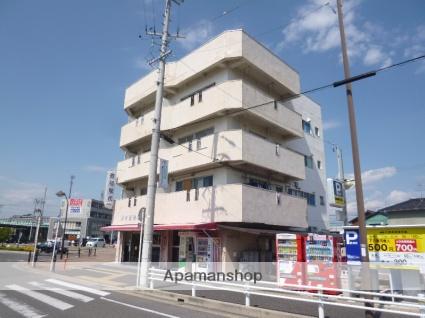 愛知県春日井市、神領駅徒歩1分の築40年 4階建の賃貸マンション