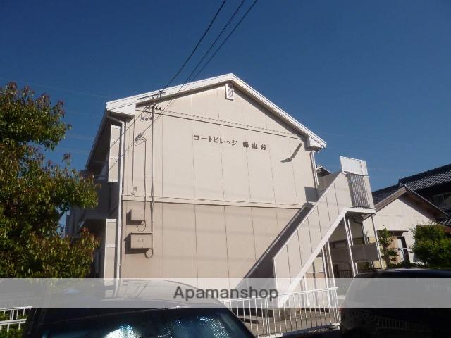 愛知県春日井市、高蔵寺駅名鉄バスバス10分藤山台下車後徒歩10分の築27年 2階建の賃貸アパート