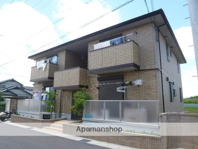 愛知県名古屋市守山区、高蔵寺駅徒歩26分の築5年 2階建の賃貸アパート