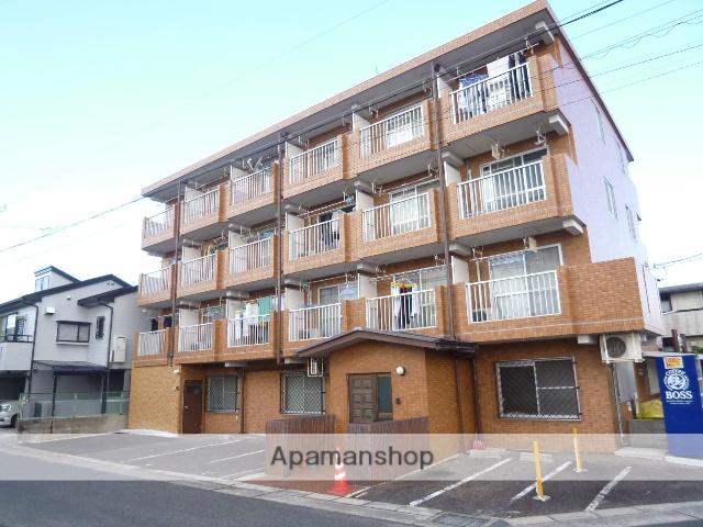 愛知県春日井市、神領駅徒歩29分の築28年 4階建の賃貸マンション