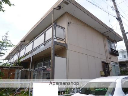 愛知県春日井市の築45年 2階建の賃貸アパート