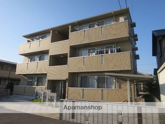 愛知県春日井市、神領駅徒歩10分の築7年 3階建の賃貸アパート