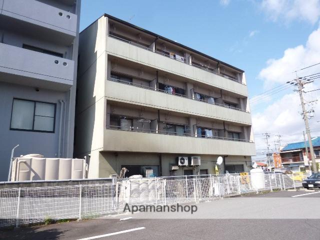 愛知県春日井市、春日井駅徒歩16分の築27年 4階建の賃貸マンション