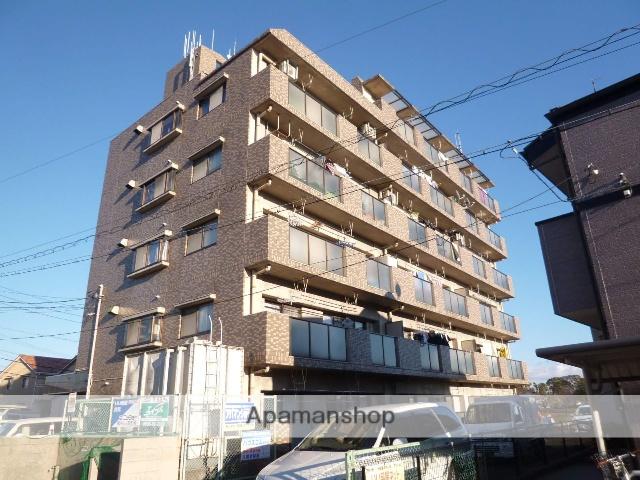 愛知県春日井市、神領駅徒歩20分の築23年 6階建の賃貸マンション