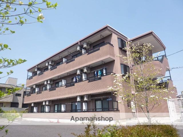 愛知県春日井市、春日井駅徒歩14分の築15年 3階建の賃貸マンション