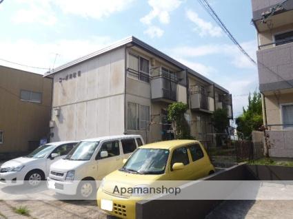 愛知県春日井市、春日井駅徒歩12分の築33年 2階建の賃貸アパート
