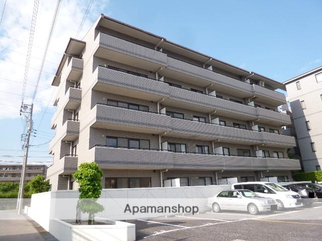 愛知県春日井市、高蔵寺駅徒歩5分の築18年 5階建の賃貸マンション