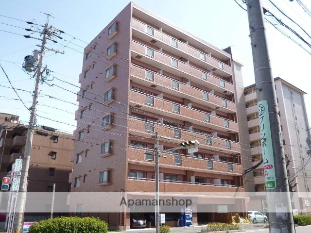 愛知県春日井市、勝川駅徒歩41分の築15年 8階建の賃貸マンション