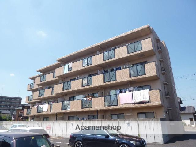 愛知県春日井市、神領駅徒歩9分の築25年 4階建の賃貸マンション