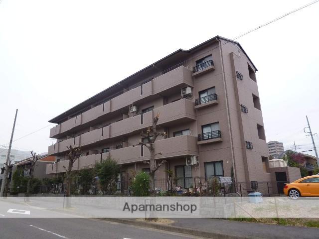 愛知県春日井市、高蔵寺駅徒歩14分の築27年 4階建の賃貸マンション