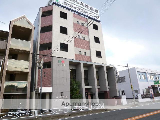 愛知県春日井市、春日井駅徒歩15分の築21年 5階建の賃貸マンション