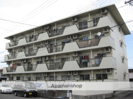愛知県春日井市、勝川駅徒歩15分の築39年 4階建の賃貸マンション