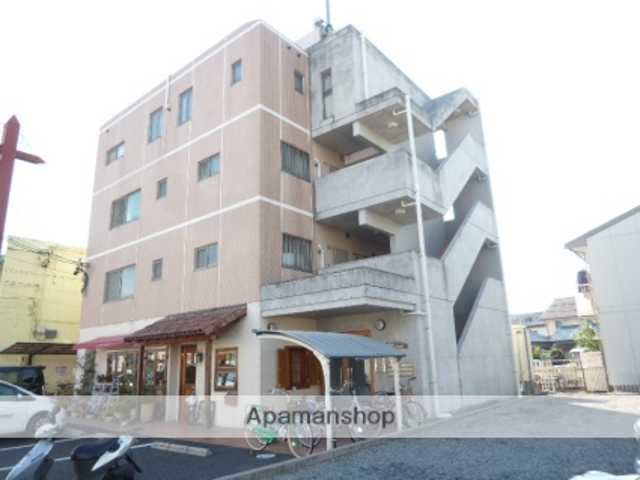 愛知県春日井市、春日井駅徒歩34分の築11年 4階建の賃貸マンション