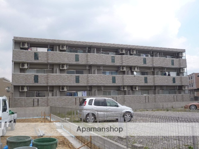 愛知県名古屋市守山区、神領駅徒歩25分の築10年 3階建の賃貸マンション