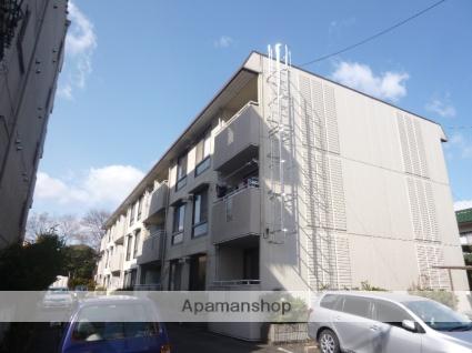 愛知県春日井市、春日井駅徒歩10分の築28年 3階建の賃貸アパート