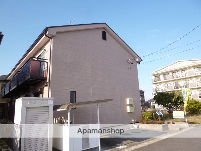 愛知県春日井市、神領駅徒歩8分の築15年 2階建の賃貸アパート