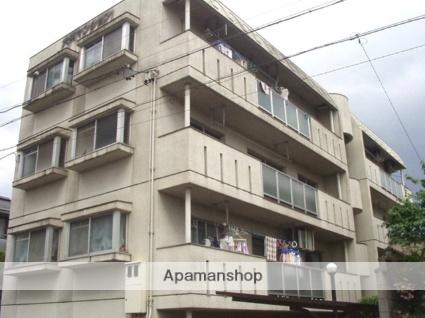 愛知県春日井市、高蔵寺駅徒歩8分の築28年 3階建の賃貸マンション