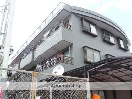 愛知県春日井市、春日井駅徒歩24分の築28年 3階建の賃貸アパート