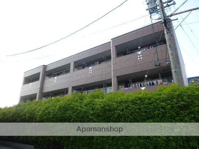 愛知県春日井市、春日井駅徒歩20分の築16年 3階建の賃貸アパート