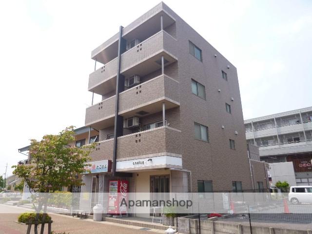愛知県春日井市、神領駅徒歩1分の築12年 4階建の賃貸マンション