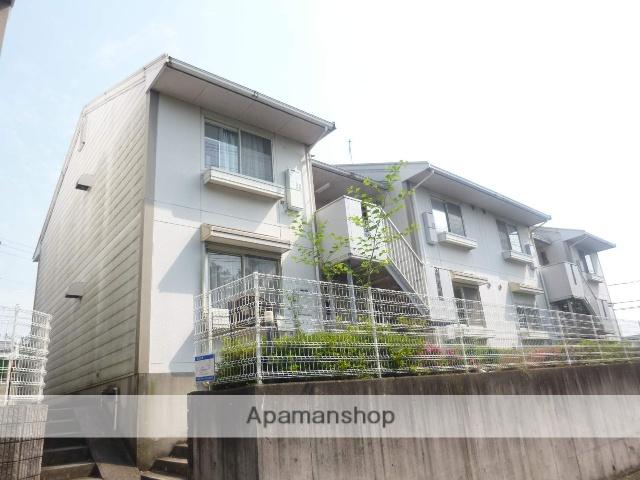 愛知県春日井市の築28年 2階建の賃貸アパート
