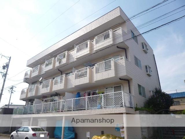 愛知県春日井市、神領駅徒歩29分の築27年 3階建の賃貸マンション