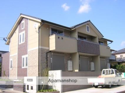 愛知県春日井市、高蔵寺駅徒歩15分の築13年 2階建の賃貸アパート