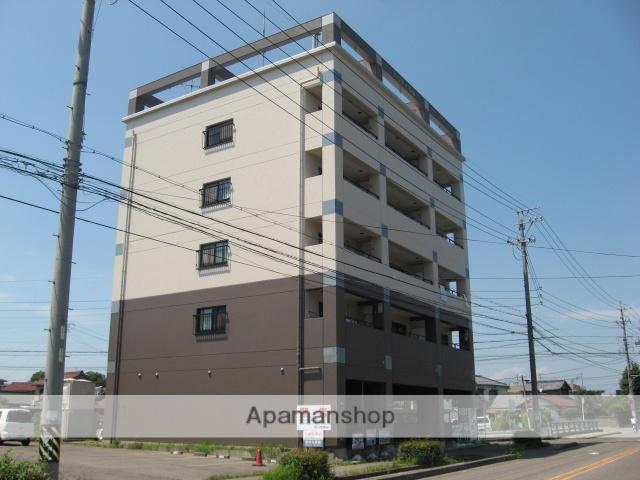愛知県春日井市、春日井駅徒歩7分の築21年 5階建の賃貸マンション
