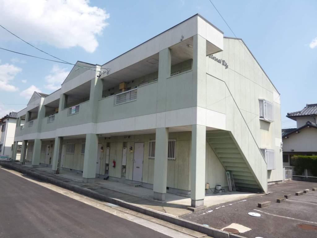 愛知県春日井市、神領駅徒歩30分の築24年 2階建の賃貸アパート