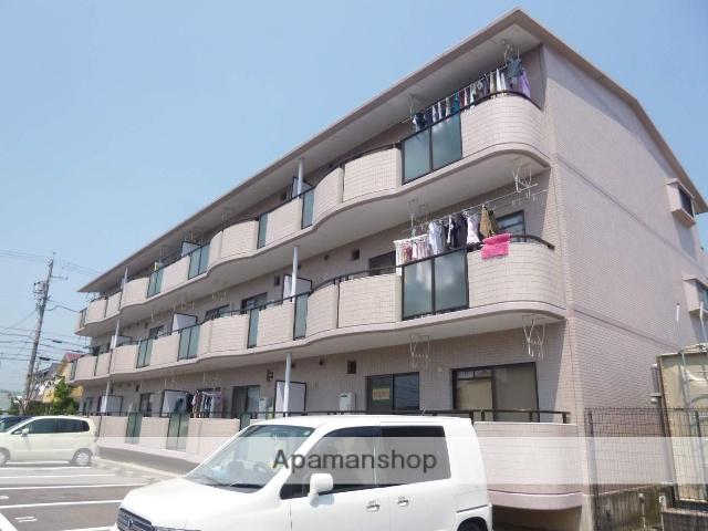 愛知県春日井市、神領駅徒歩17分の築22年 3階建の賃貸マンション
