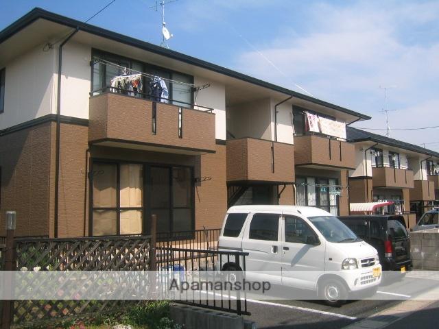 愛知県春日井市、高蔵寺駅徒歩18分の築19年 2階建の賃貸アパート