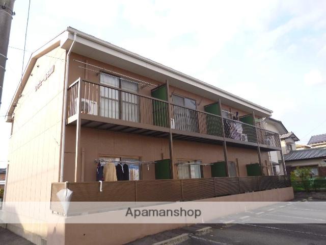 愛知県春日井市、高蔵寺駅徒歩20分の築20年 2階建の賃貸アパート