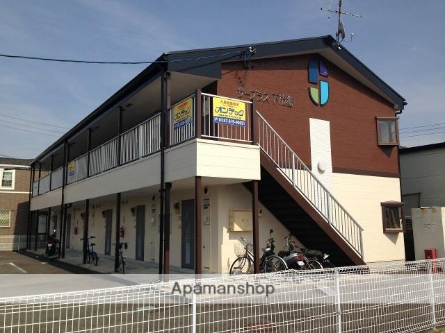 愛知県春日井市、神領駅徒歩13分の築20年 2階建の賃貸アパート
