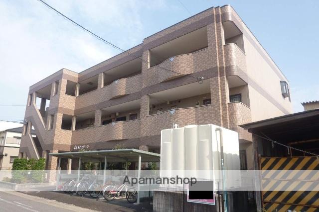 愛知県春日井市、春日井駅徒歩18分の築17年 3階建の賃貸マンション